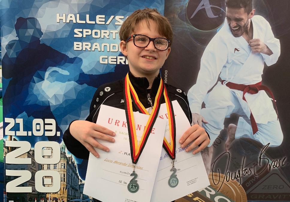 2. Nachwuchs Cup – Halle (Saale)